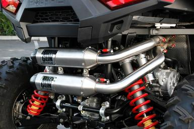 NEW PRODUCTS: RZR S 1000 SYSTEMS – Big Gun Exhaust