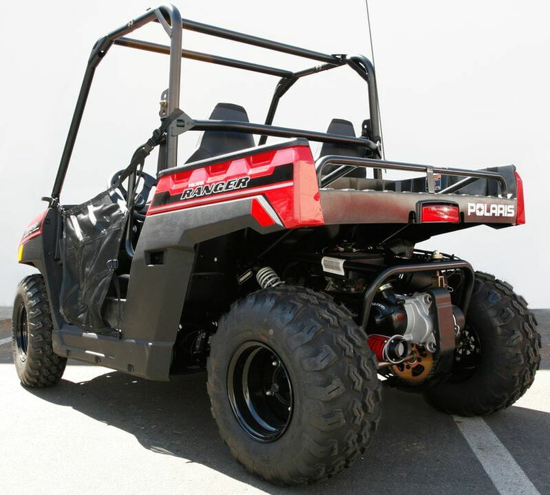 NEW PRODUCT: POLARIS RANGER 150 EXHAUST – Big Gun Exhaust
